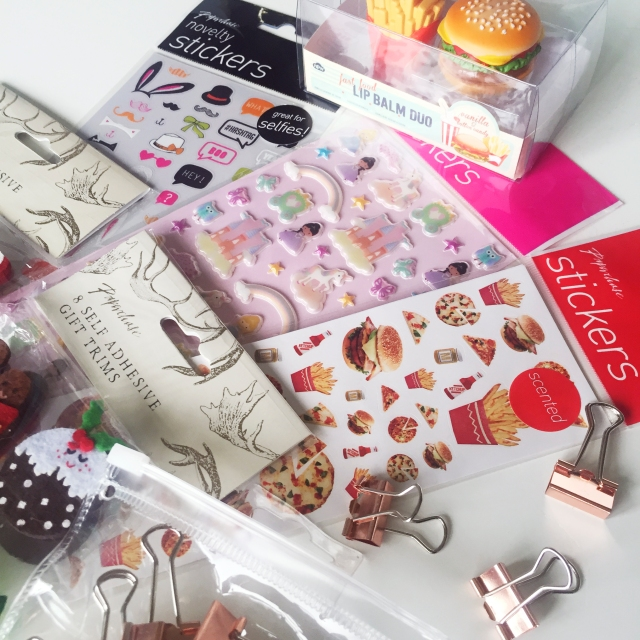 paperchase stationery haul sarah hurley close up 2