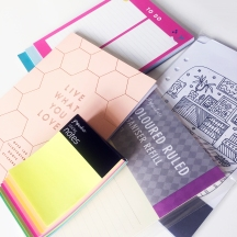 Stationery and Planner Haul Accessories Sarah Hurley