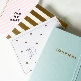 Stationery Haul Journals and Notebooks Sarah Hurley