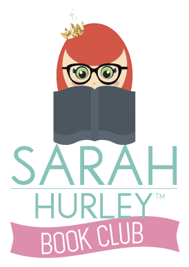 Sarah Hurley Book Club Logo