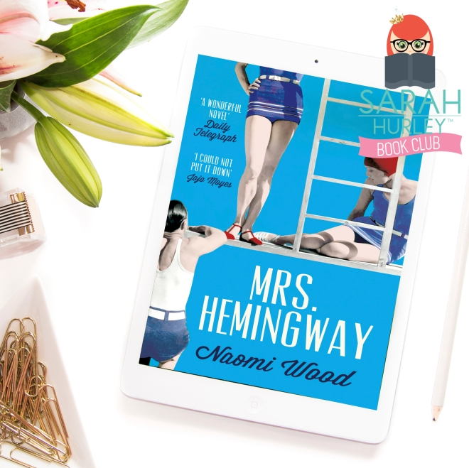sarah hurley book club mrs hemingway