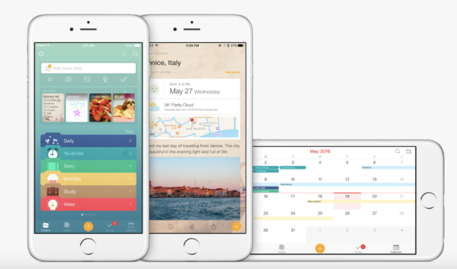 Sarah Hurley Blog Apps to organise your life awesome note screen shot