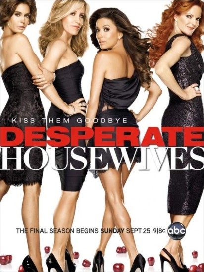 Sarah Hurley Blog Best Boxsets Desperate Housewives