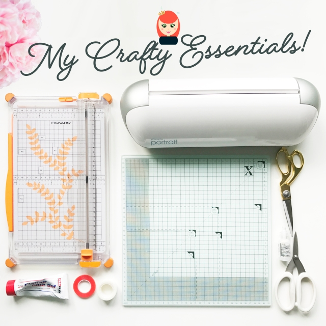 Sarah Hurley Blog My Crafty Essentials