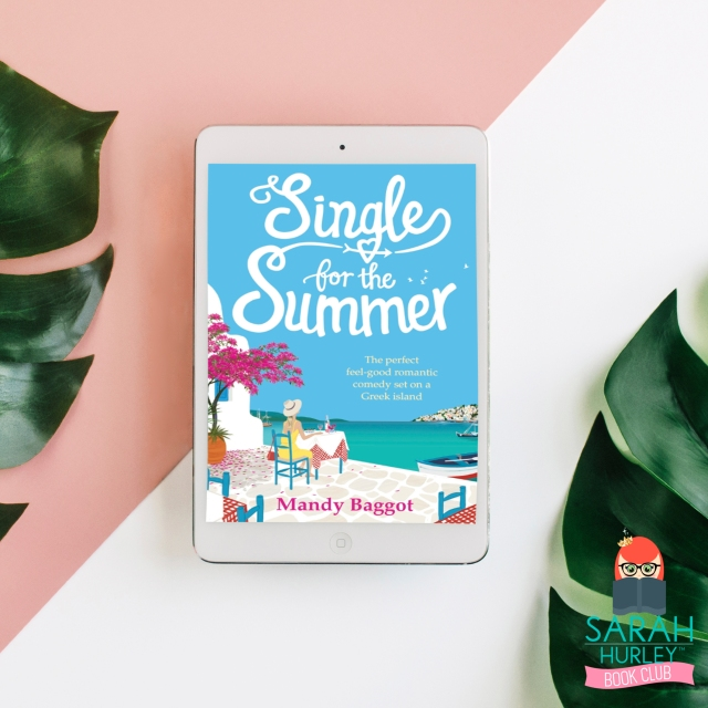 Sarah Hurley Book Club Single for the Summer
