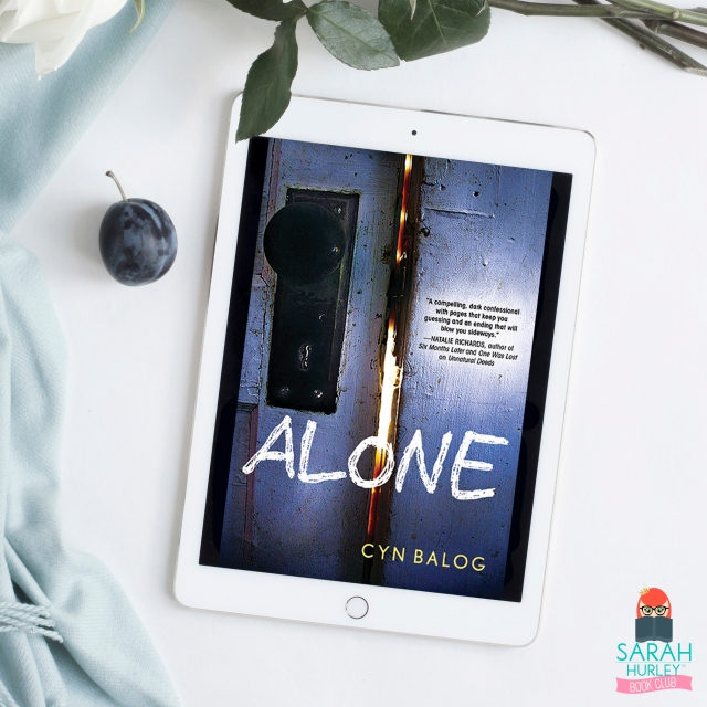 Sarah Hurley Book Club Alone Cyn Balog.jpg