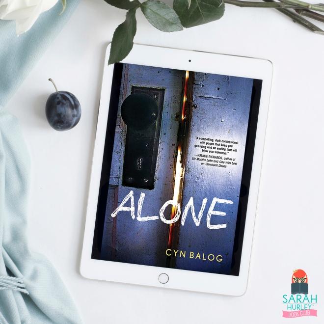 Sarah Hurley Book Club Alone Cyn Balog.jpg