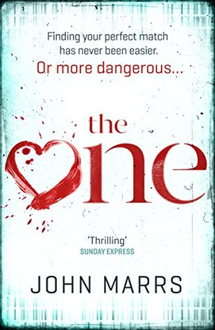 The One John Marrs Sarah Hurley Book Club