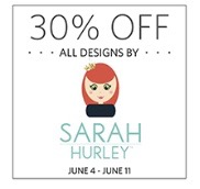 Sarah Hurley at Silhouette Store sale