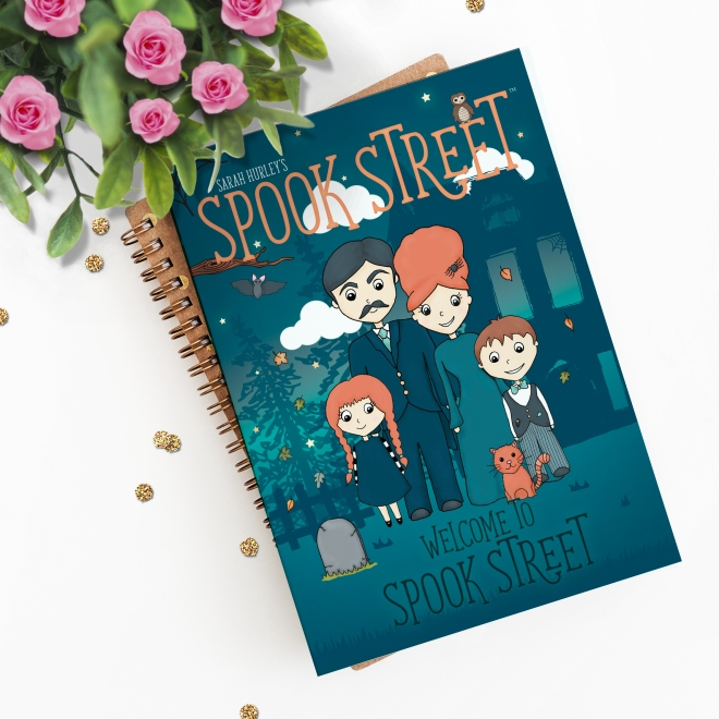 Spook Street Childrens Book Day.jpg